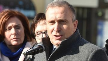 Schetyna: Tusk naturalnym kandydatem na prezydenta