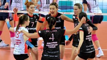 2017-02-22 Budowlani Łódź awansowali do ćwierćfinału Pucharu CEV