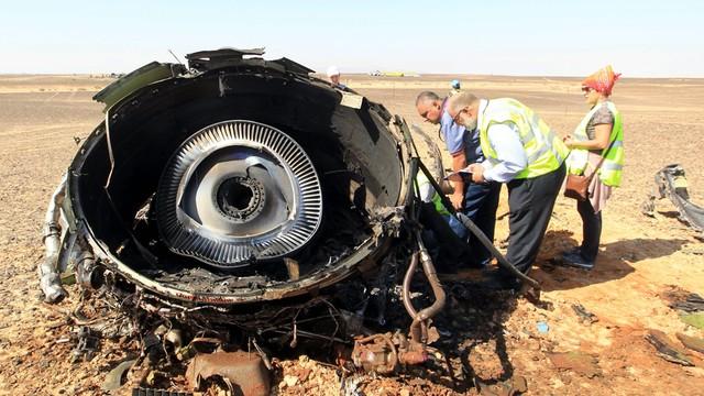 Egipski rząd: nie ma dowodów na eksplozję w rosyjskim samolocie