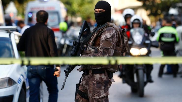 Turecka policja schwytała bojownika podejrzanego o atak w Stambule