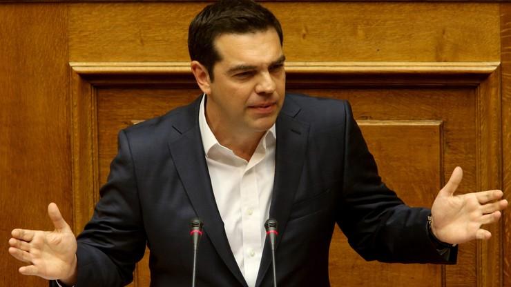 """""""To już ostatnie wyrzeczenia"""". Grecki parlament przyjął kolejny pakiet oszczędnościowy"""