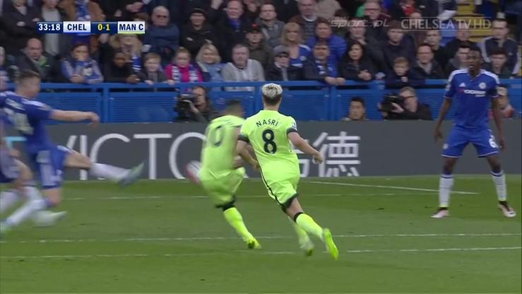 Hat-trick Aguero na Stamford Bridge