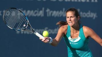 2017-10-19 WTA w Moskwie: Goerges jedyną rozstawioną w półfinale
