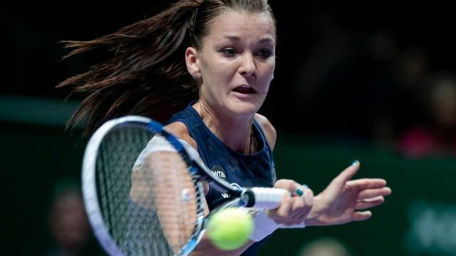 Życiowy sukces Agnieszki Radwańskiej. Polka wygrała WTA Finals!