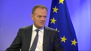 Tusk: Polacy znużyli się rządami PO