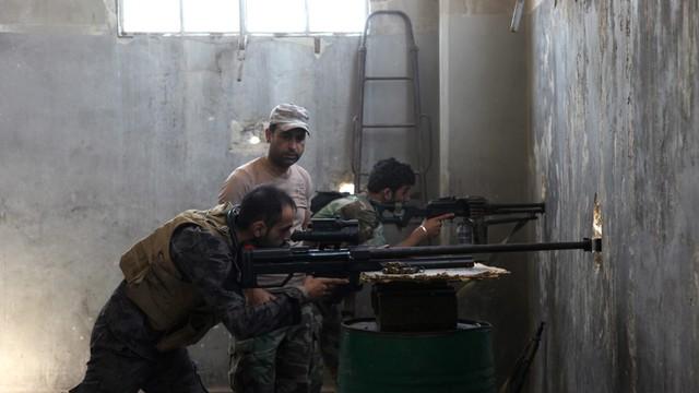 Syria: starcia armii z rebeliantami po wejściu w życie rozejmu