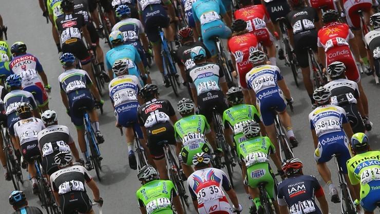 Tour de France: Sepulveda wykluczony za... jazdę samochodem