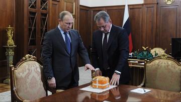 08-12-2015 22:50 Putin o czarnej skrzynce Su-24: nie otwierać bez zagranicznych ekspertów
