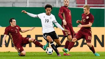 2016-11-14 Kołtoń: Polska - Niemcy U-21! Sane symbolem niemieckich talentów!