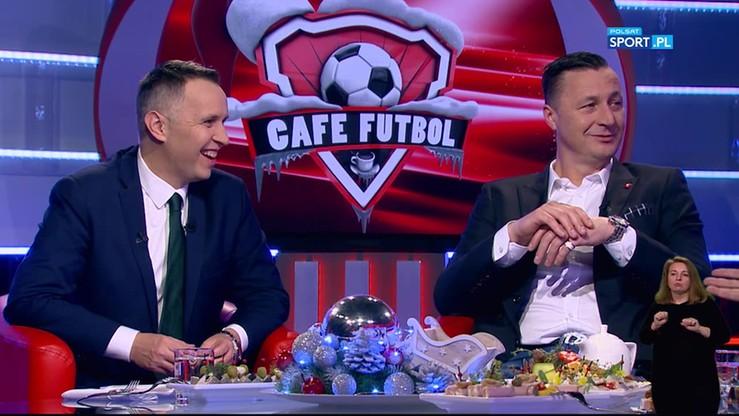 Najlepsze momenty wigilijnego Cafe Futbol!