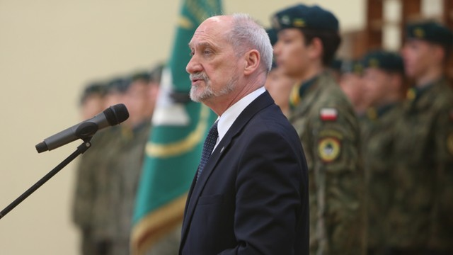 Macierewicz: Rosjanie nie rozumieją współczesnego świata