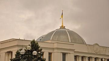 """03-08-2016 19:22 Ukraina: rezolucja o """"ofiarach ludobójstwa dokonanego przez państwo polskie na Ukraińcach"""""""
