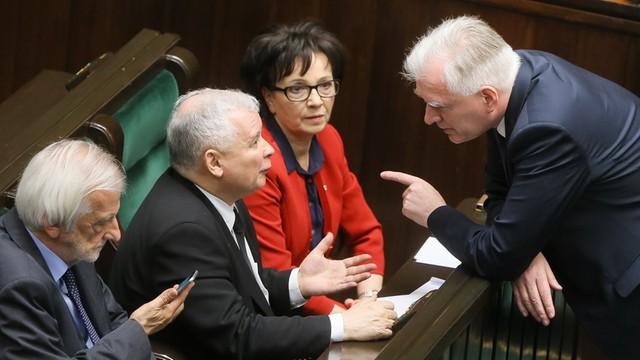 Kaczyński: poziom rządów PO-PSL osiągnął dno