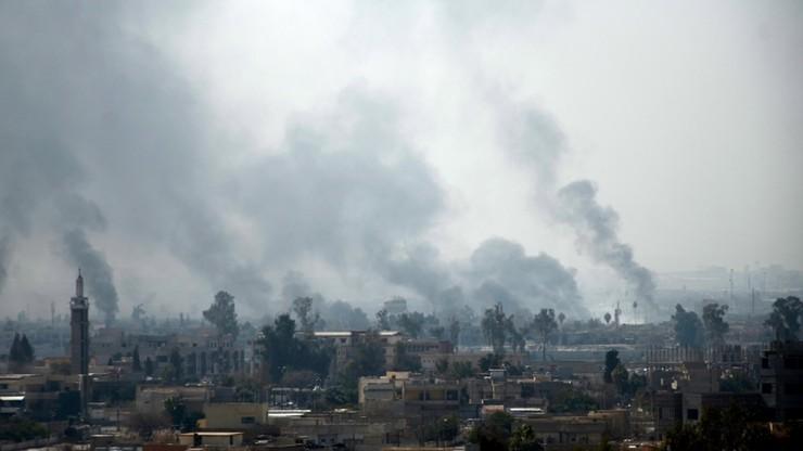 Trwają walki o zachodni Mosul, dżihadyści stawiają zaciekły opór