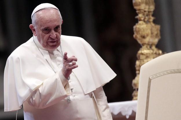 Papież potępił Państwo Islamskie
