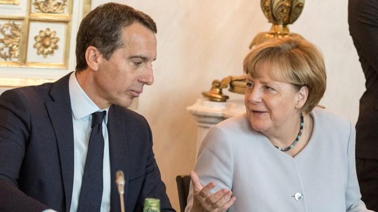 Merkel za szybszym odsyłaniem migrantów, którym nie udzielono azylu