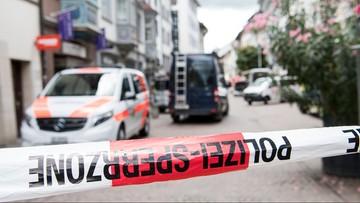 24-07-2017 14:10 Piłą łańcuchową zaatakował przechodniów w Szwajcarii. Są ciężko ranni