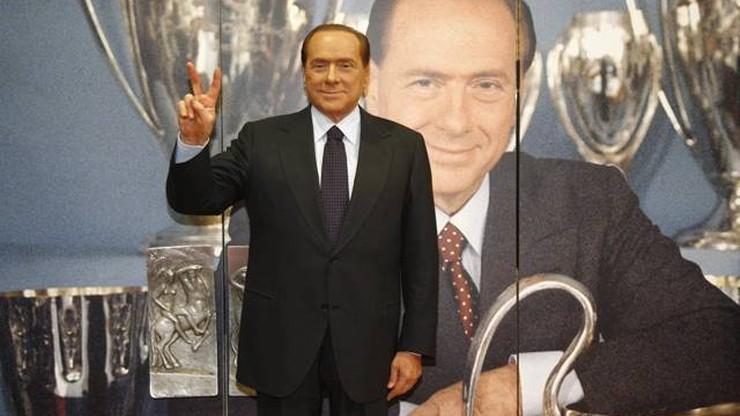 Berlusconi: Marzy mi się Milan bez obcokrajowców