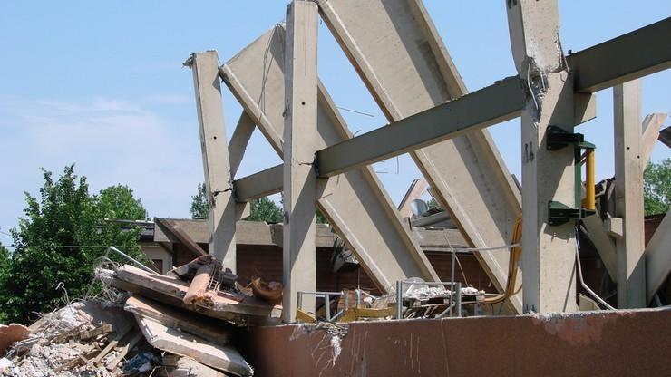 We Włoszech rośnie strach przed trzęsieniem ziemi