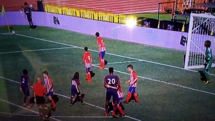 12-latek z PSG wzbudził kontrowersje, bo... przewyższa rówieśników o głowę!