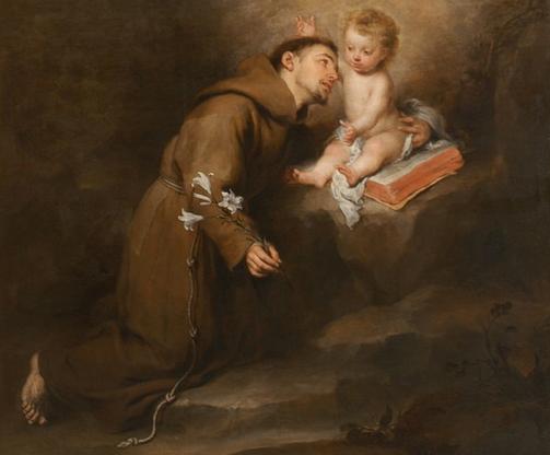 Podobizna św. Antoniego