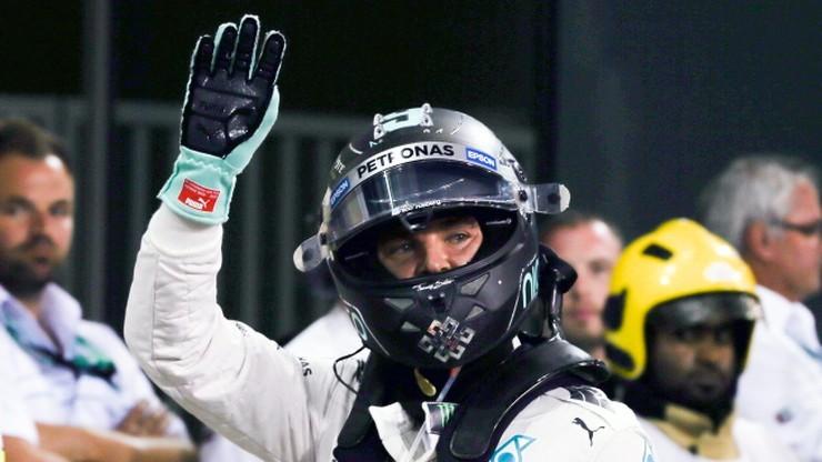 Formuła 1: Pierwszy dzień testów dla Nico Rosberga