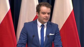 """2017-03-27 """"Sprawa jest przesądzona, zamknięta"""". Rzecznik rządu o reelekcji Tuska i opinii Waszykowskiego"""