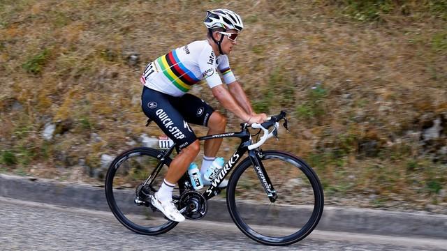 Kwiatkowski wycofał się z Tour de France