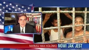 Mariusz Max Kolonko - Trump idzie na wojnę z gangami