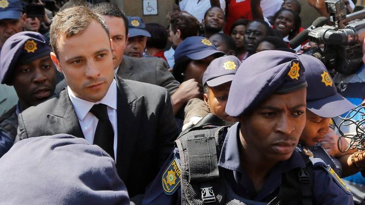 Pistorius ma opuścić więzienie