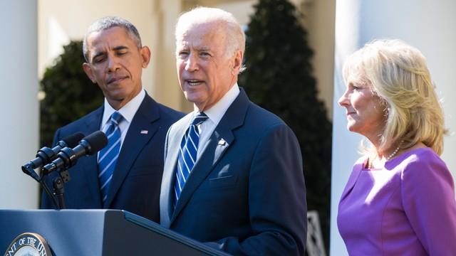 USA: wiceprezydent Biden nie startuje w wyborach prezydenckich