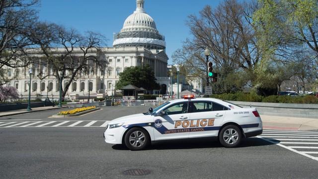 USA: strzały na Kapitolu