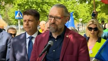 """06-05-2016 13:10 """"Razem ponad podziałami"""". W sobotę ruszy marsz opozycji"""