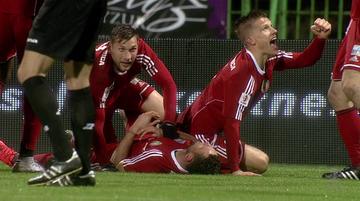 2015-11-14 1 liga: Zabójcza końcówka w Olsztynie. Miedź z kompletem punktów