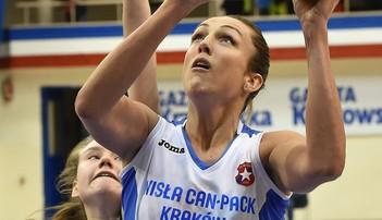 2017-01-30 Euroliga koszykarek: Wisła Can-Pack walczy o awans do play-off Pucharu Europy