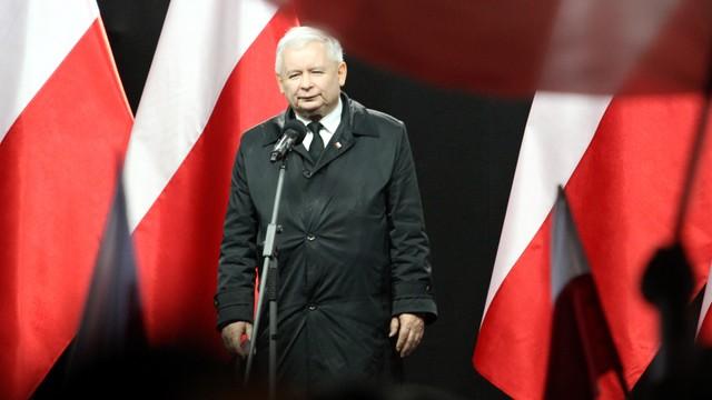 Kaczyński: państwo jest w fatalnym stanie, musimy je odbudować