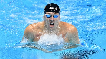 2016-11-20 Koch pobił rekord świata na 200 m stylem klasycznym na krótkim basenie