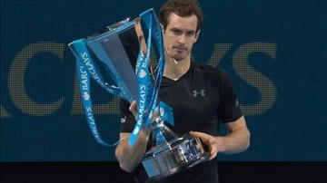 2016-11-20 Hegemon strącony z tronu! Murray najlepszy w 2016 roku (WIDEO)