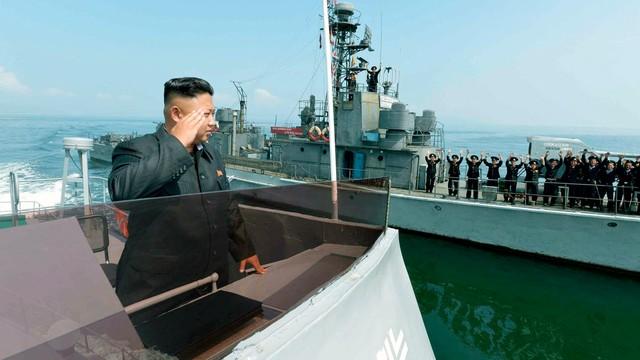 Korea Płn. dokonała kolejnej próby rakietowej