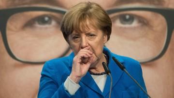 10-03-2016 10:33 Merkel krytykuje zamknięcie granic na szlaku bałkańskim