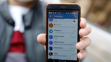 """02-01-2018 20:45 Telegram i Instagram zablokowane przez władze Iranu. """"W celu utrzymania pokoju"""""""