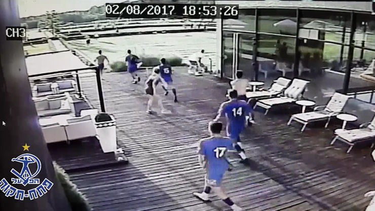 Atak na piłkarzy klubu z Izraela pod Płońskiem. Izraelskie media piszą o antysemickim charakterze zajścia