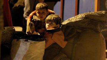 16-04-2017 16:03 68 dzieci wśród śmiertelnych ofiar zamachu na konwój k. Aleppo