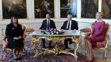 15-03-2016 13:21 Prezydent Czech: polski rząd nie powinien podlegać moralizatorstwu UE