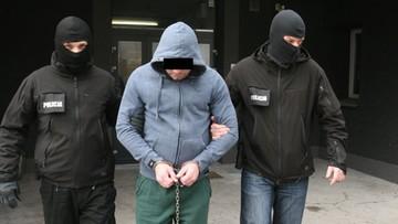 09-03-2017 06:55 Mogli wprowadzić na rynek 1,5 tony narkotyków. Rozbito grupę przestępczą