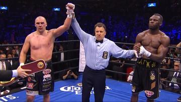 17-04-2016 06:24 Krzysztof Głowacki obronił tytuł bokserskiego mistrza świata. Rywal cztery razy leżał w ringu