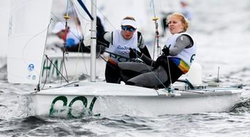 2017-05-13 ME w żeglarstwie: Pierwszy w historii klasy 470 medal Polek