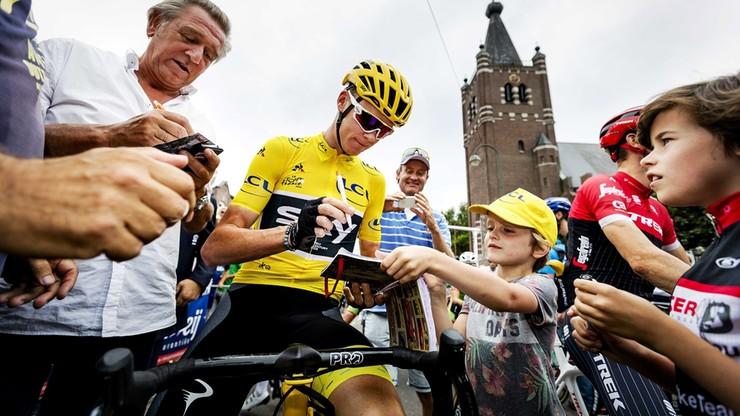 Vuelta a Espana: Froome potwierdził start