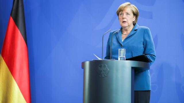 Merkel: Steinmeier doskonale nadaje się na prezydenta