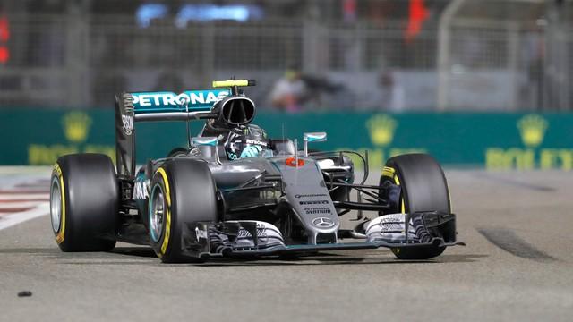 Formuła 1 - zwycięstwo Hamiltona w Abu Zabi, tytuł dla Rosberga